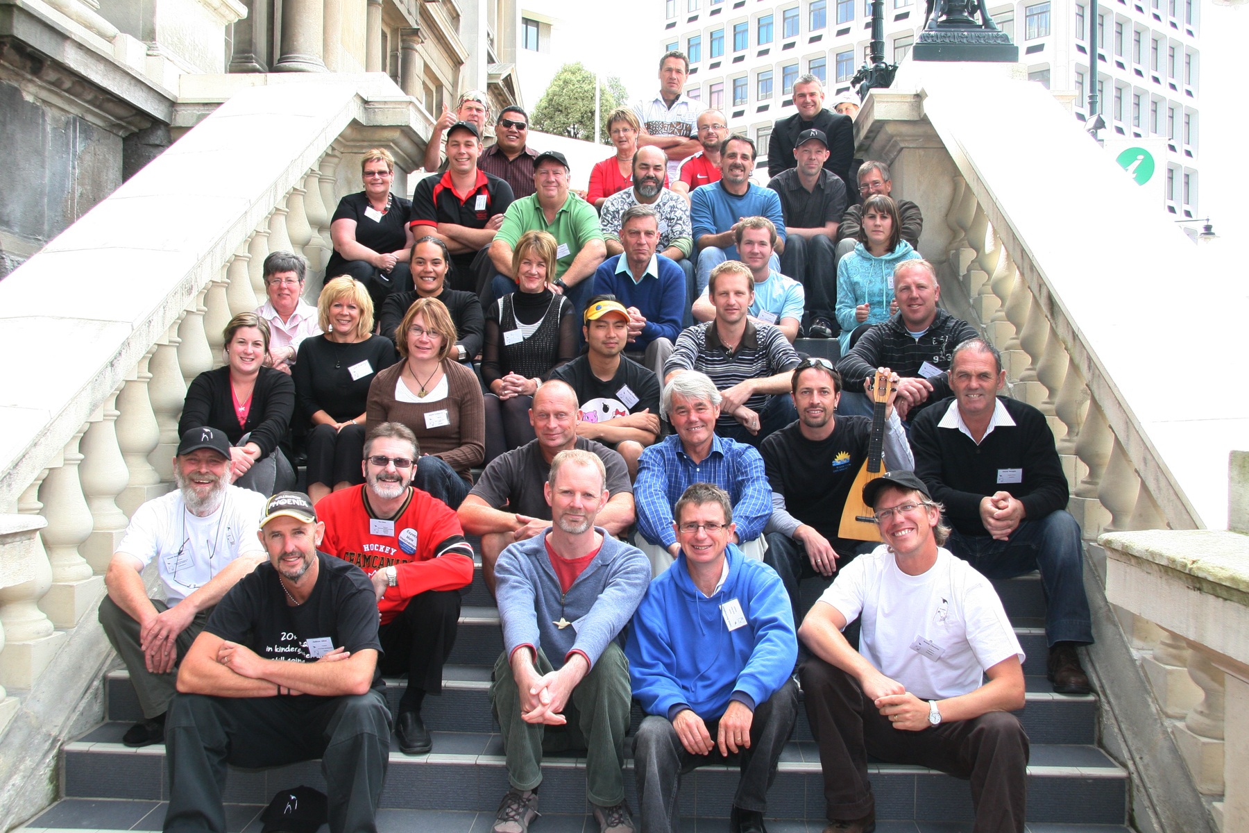 ecmenz summit 2009 group
